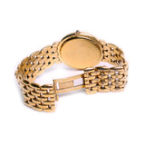 Movado Medium Museum Gold Tone Quartz Watch