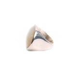 Ippolita Silver Mother Of Pearl Diamond Ring