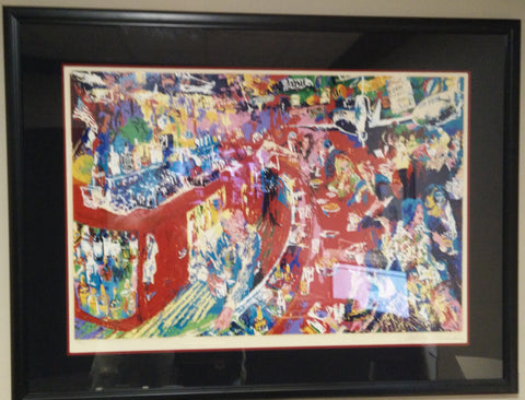 Leroy Neiman Bar at 21