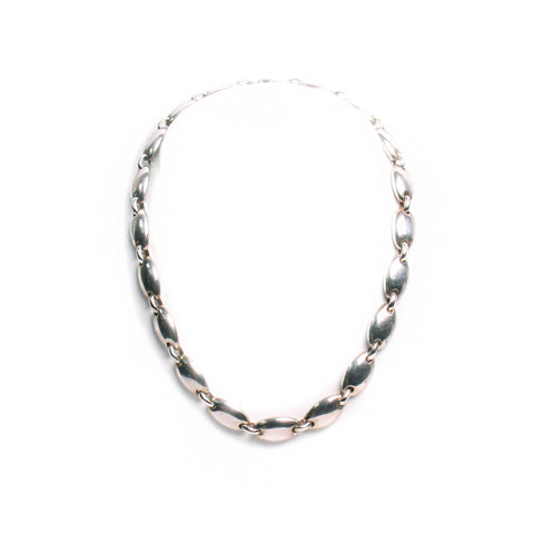 Tiffany & Co. Elsa Peretti Sterling Silver Necklace