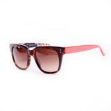 Ted Baker Tortoise Wayfarer London Sunglasses