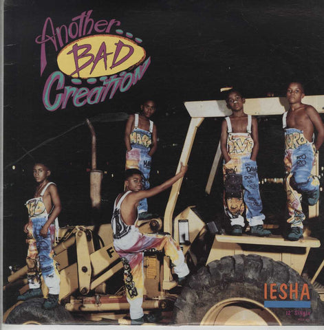 Another Bad Creation - Iesha