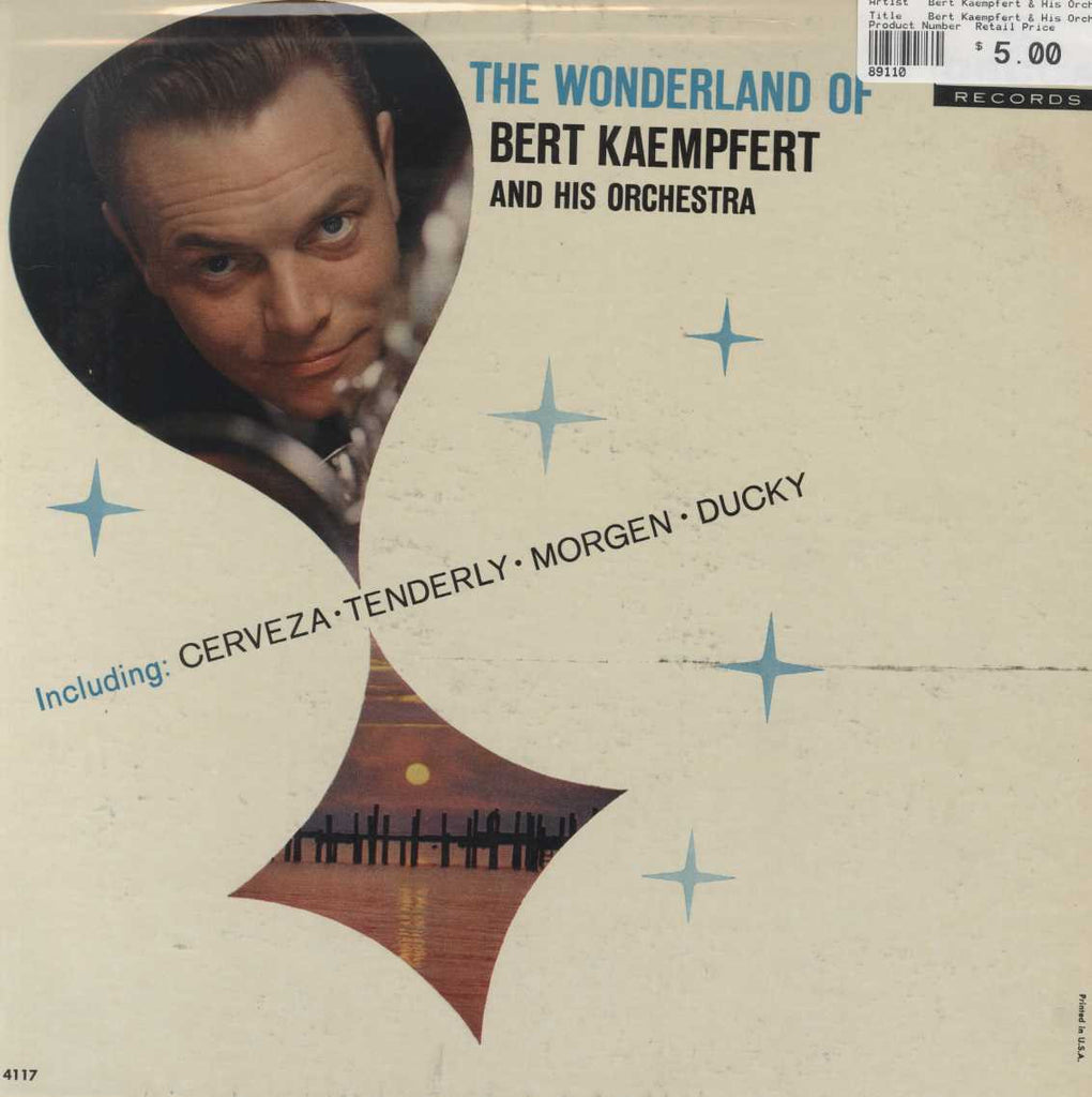 Bert Kaempfert & His Orchestra - The Wonderland Of