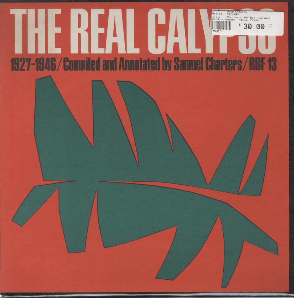 Various - The Real Calypso