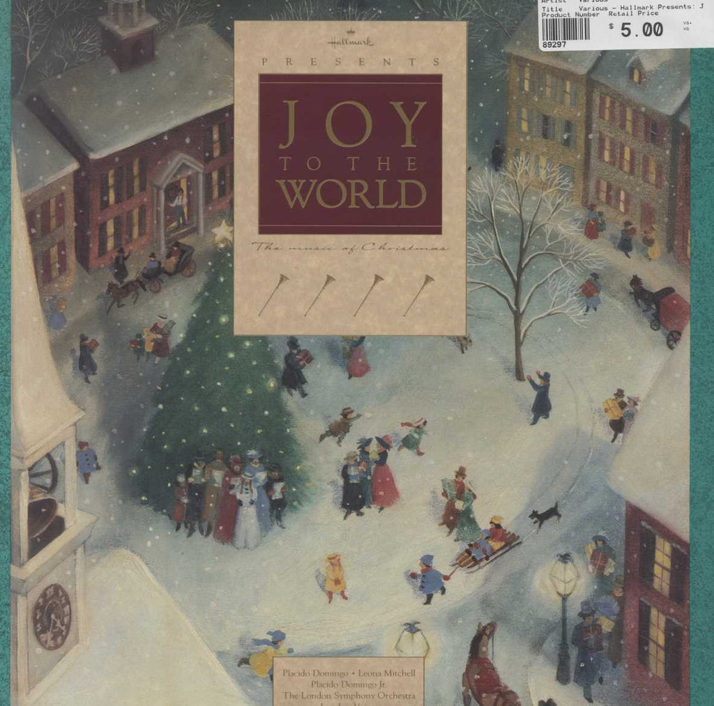 Various - Hallmark Presents: Joy To The World! (The Music Of Christmas)