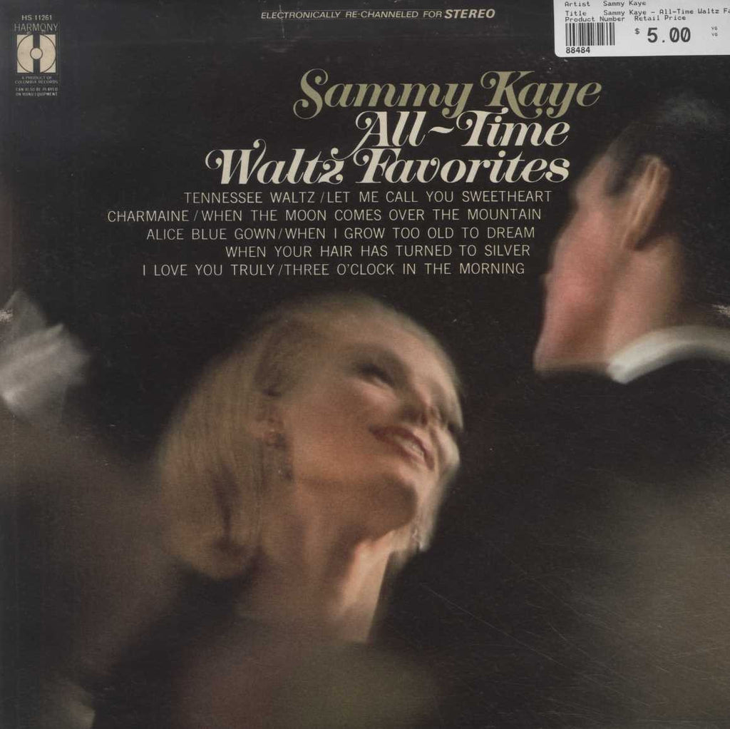 Sammy Kaye - All-Time Waltz Favorites