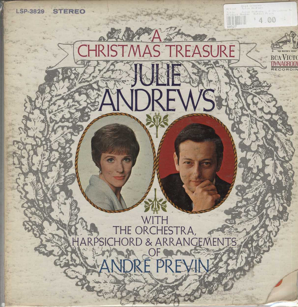 Julie Andrews - A Christmas Treasure