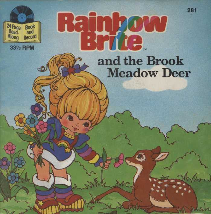 Rainbow Brite - Brook Meadow Deer
