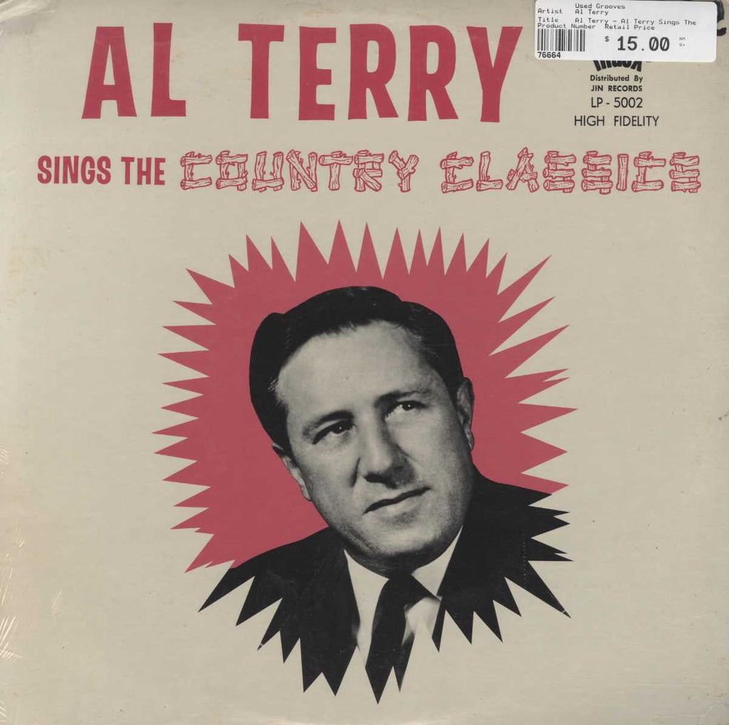 Al Terry - Al Terry Sings The Country Classics