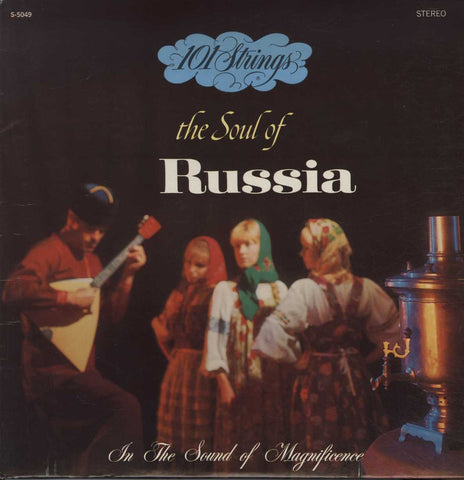 101 Strings - The Soul Of Russia