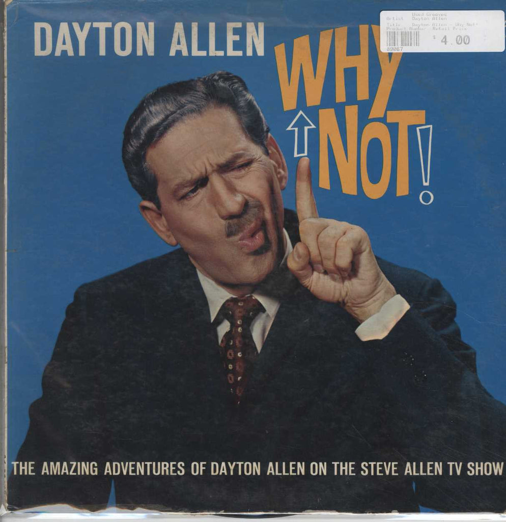 Dayton Allen - Why Not!