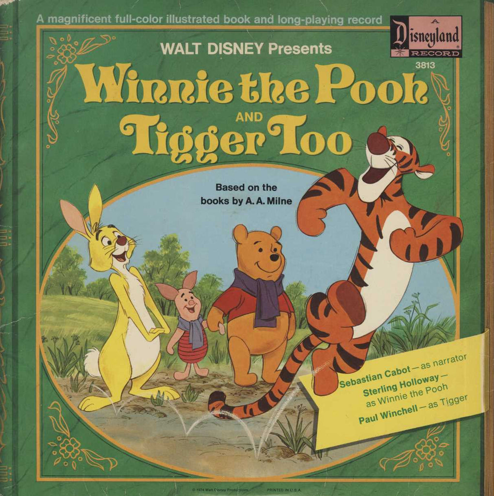 Sebastian Cabot - Winnie The Pooh And Tigger Too