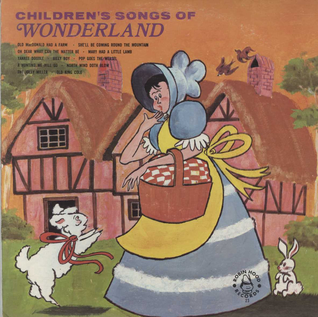 Unknown - Children'sSongs  Of Wonderland