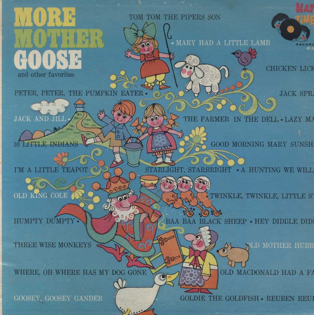 Happy Time Chorus & Orchestra - More Mother Goose