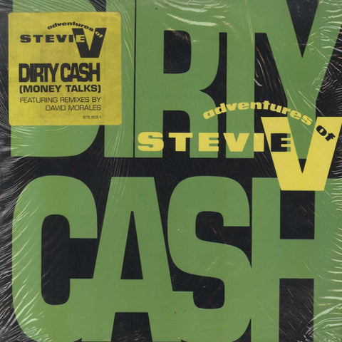Adventures Of Stevie V. - Dirty Cash (Money Talks)