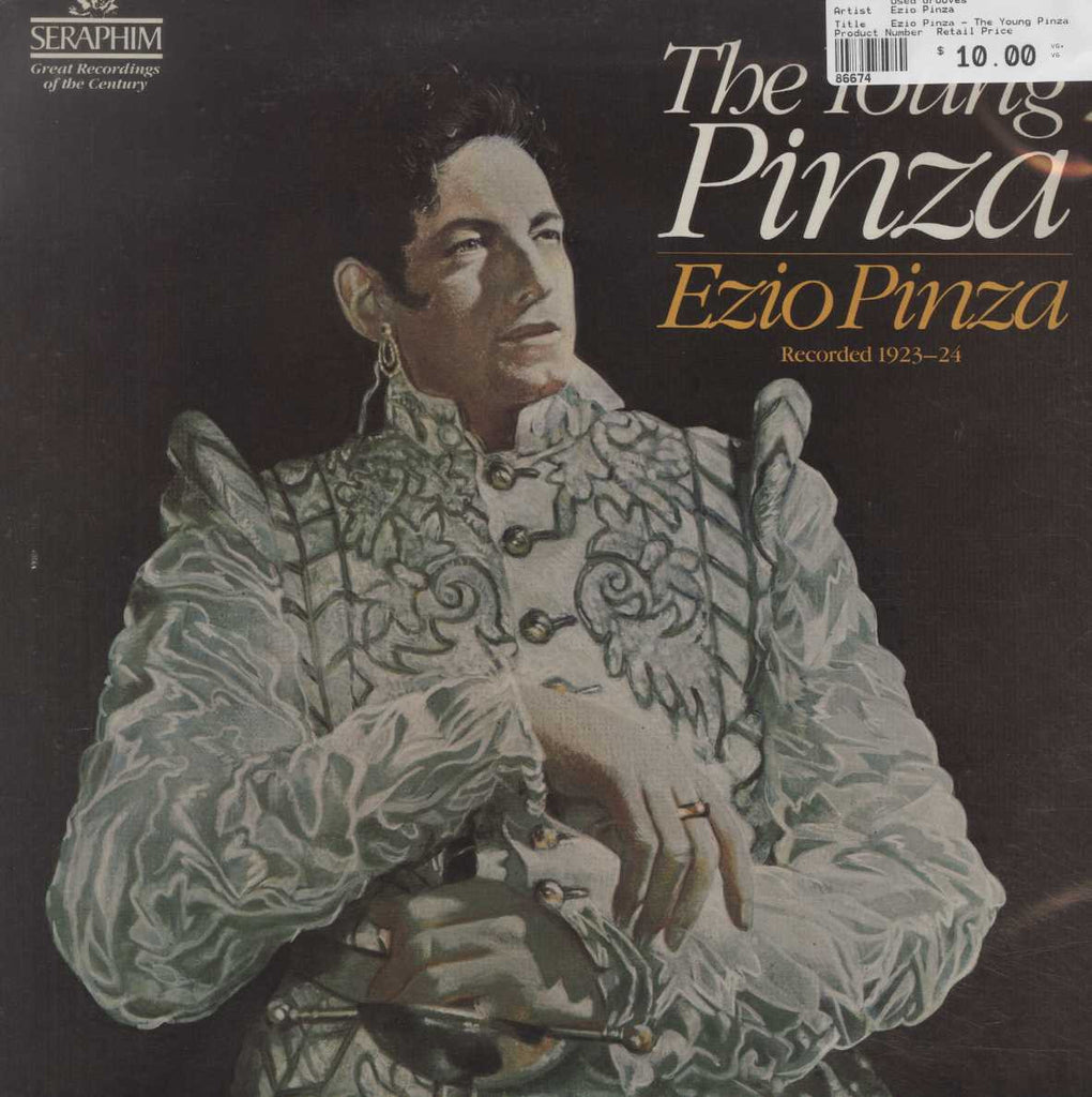 Ezio Pinza - The Young Pinza