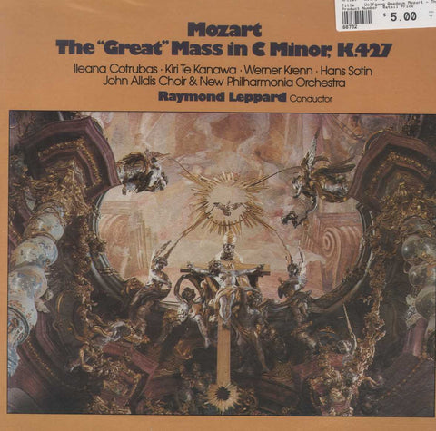 Wolfgang Amadeus Mozart - The Great Mass in C minor, K.427