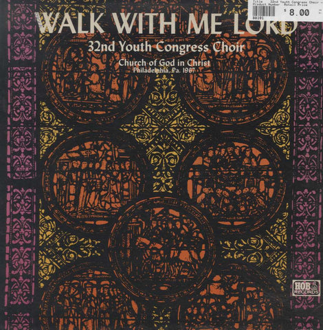 32nd Youth Congress Choir - Walk With Me Lord