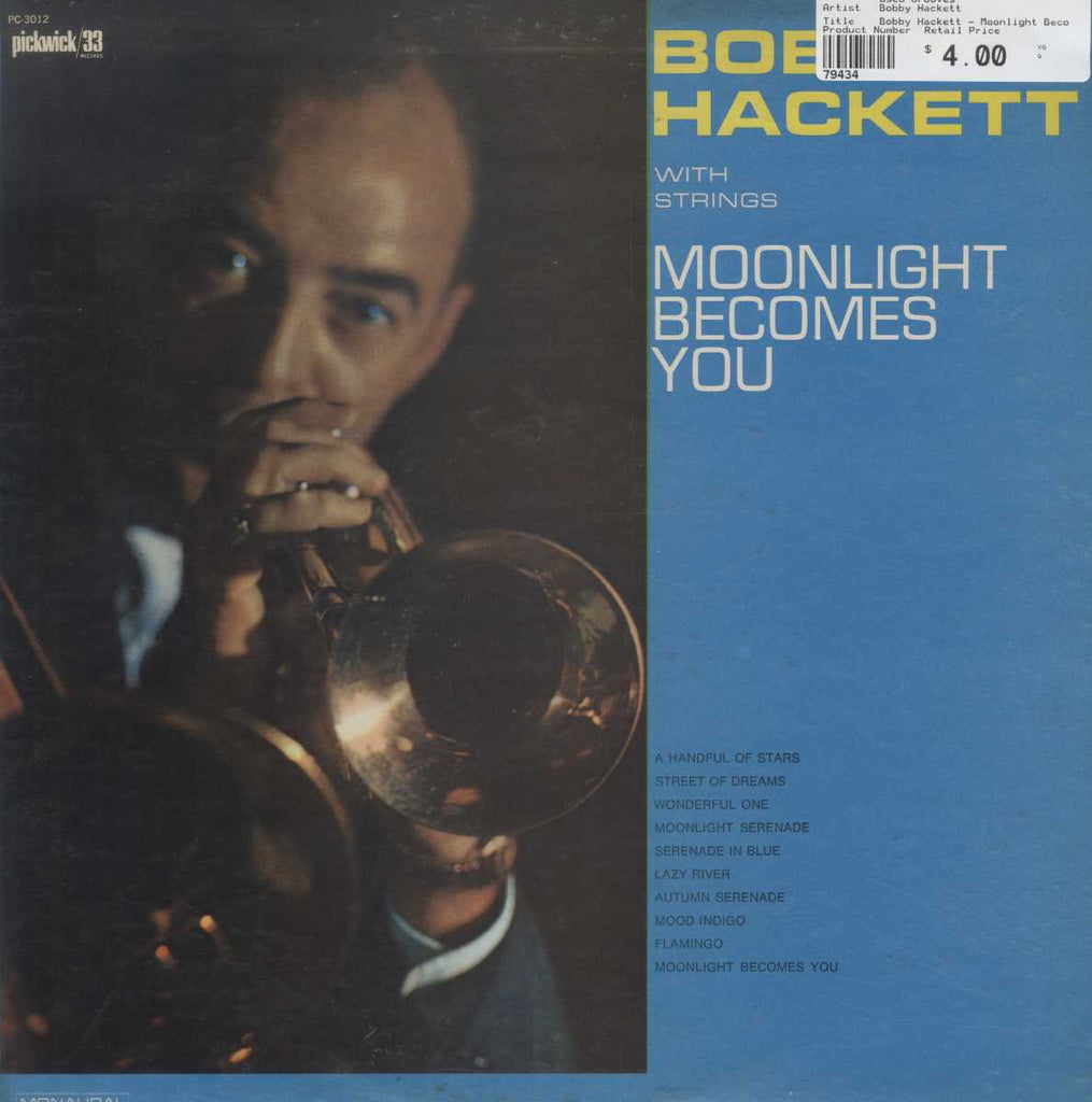 Bobby Hackett - Moonlight Becomes You