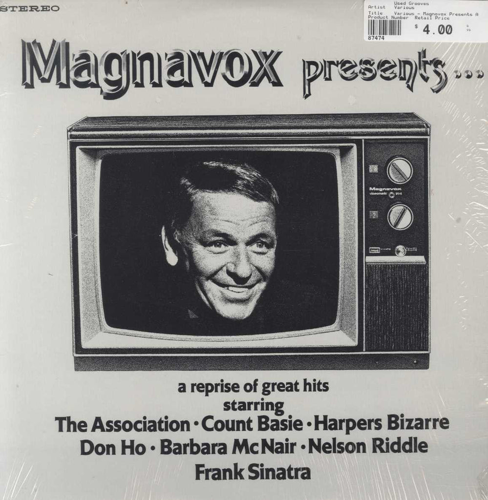 Various - Magnovox Presents A Reprise Of Great Hits