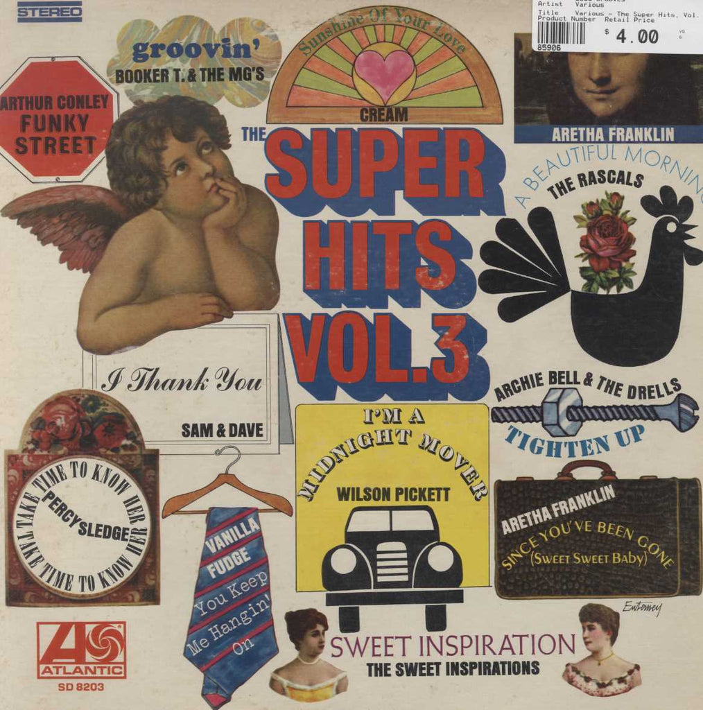 Various - The Super Hits, Vol. 3