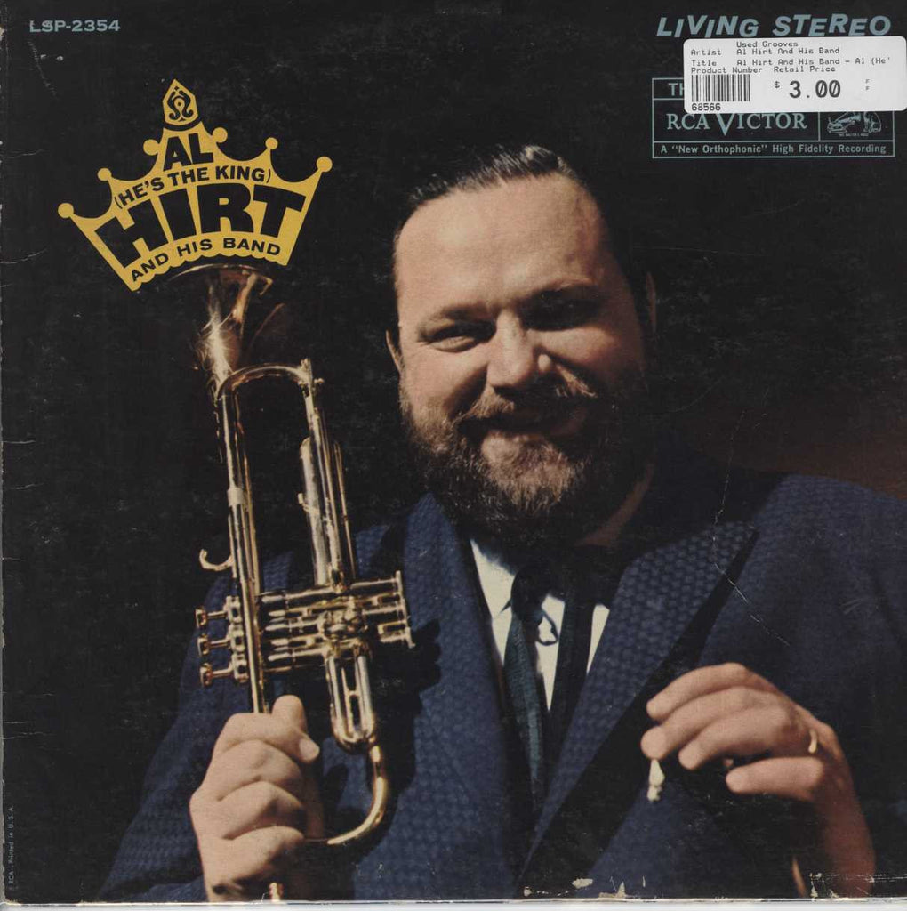 Al Hirt And His Band - Al (He's The King) Hirt And His Band