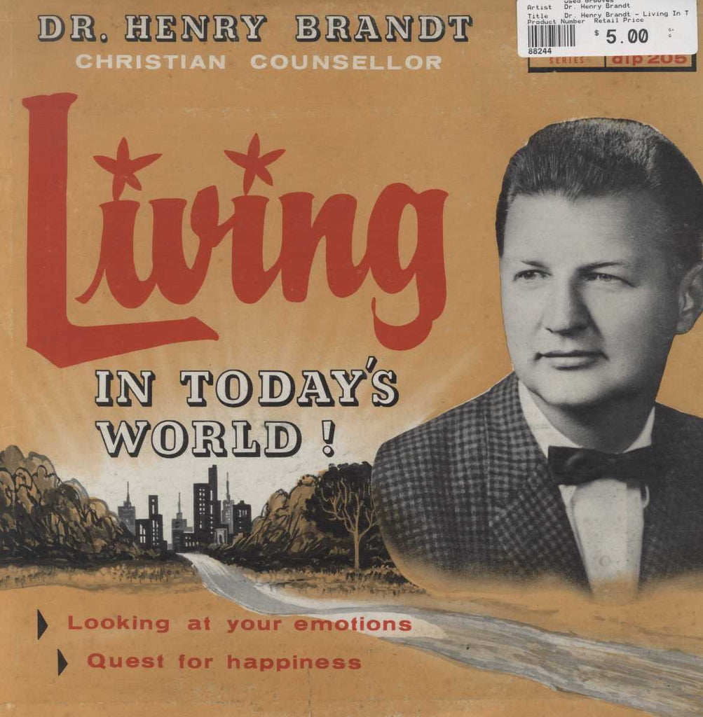 Dr. Henry Brandt - Living In Today's World