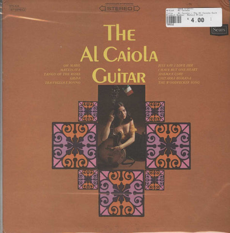 Al Caiola - The Al Caiola Guitar