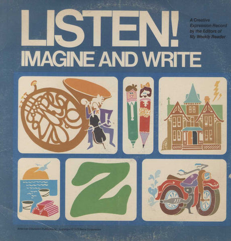 American Education Publication - Listen! Imagine and Write