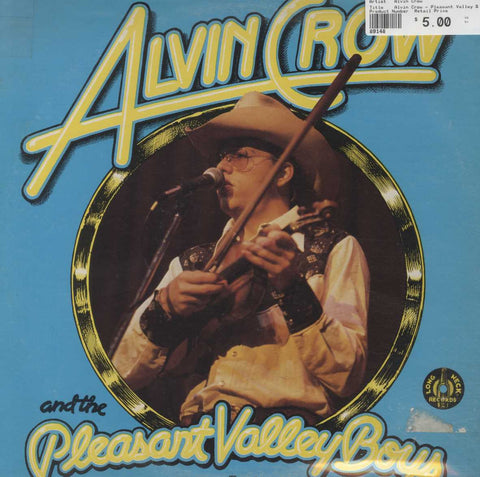 Alvin Crow - Pleasant Valley Boys