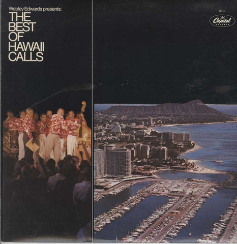 Webley Edwards - The Best Of Hawaii Calls