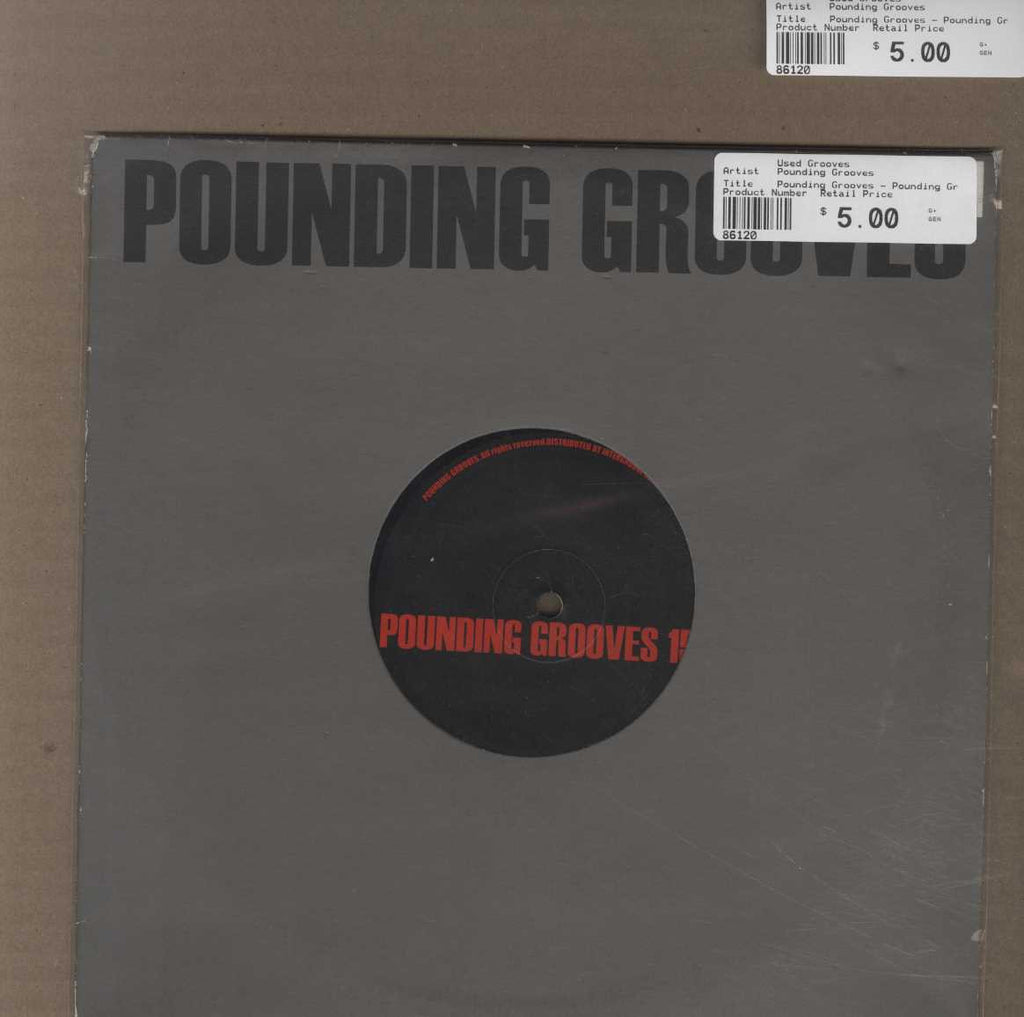 Pounding Grooves - Pounding Grooves 15