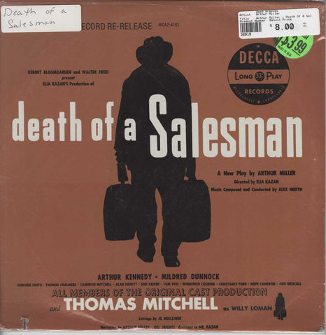 Arthur Miller - Death Of A Salesman