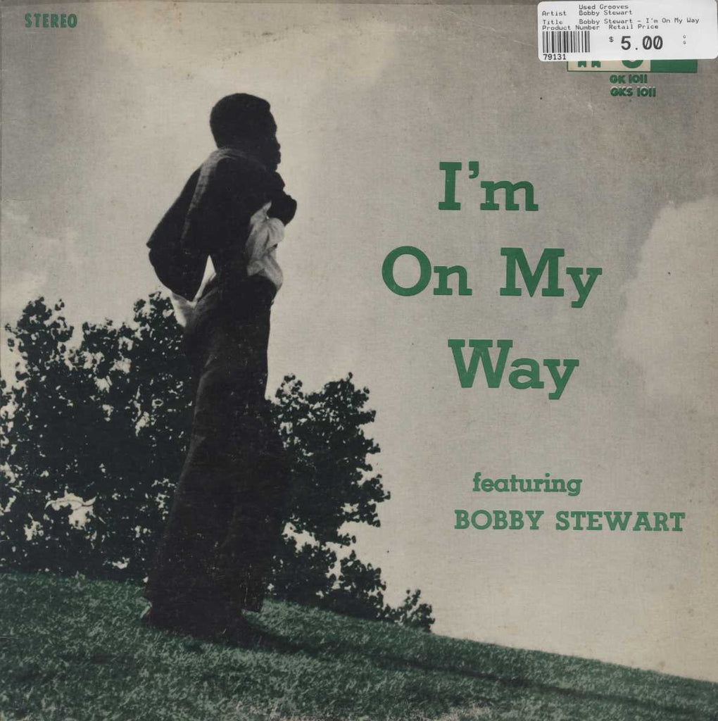 Bobby Stewart - I'm On My Way