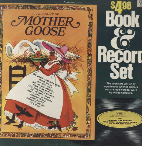 Mike McKean And The Carillon Singers - A Treasury Of Mother Goose