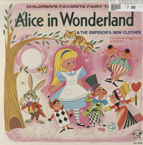 The Rocking Horse Players & Orchestra - Alice In Wonderland