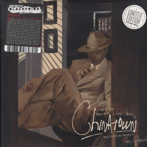 Jerry Goldsmith - Chinatown (Original Motion Picture Soundtrack)