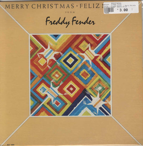 Freddy Fender  - Merry Christmas Feliz Navidad From