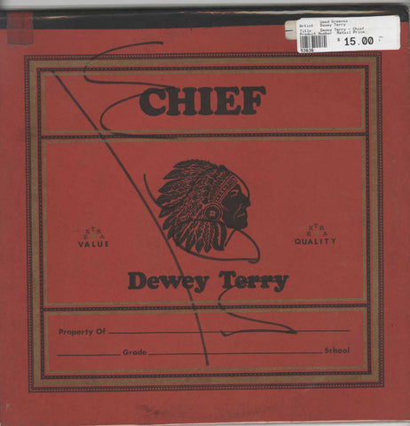 Dewey Terry - Chief