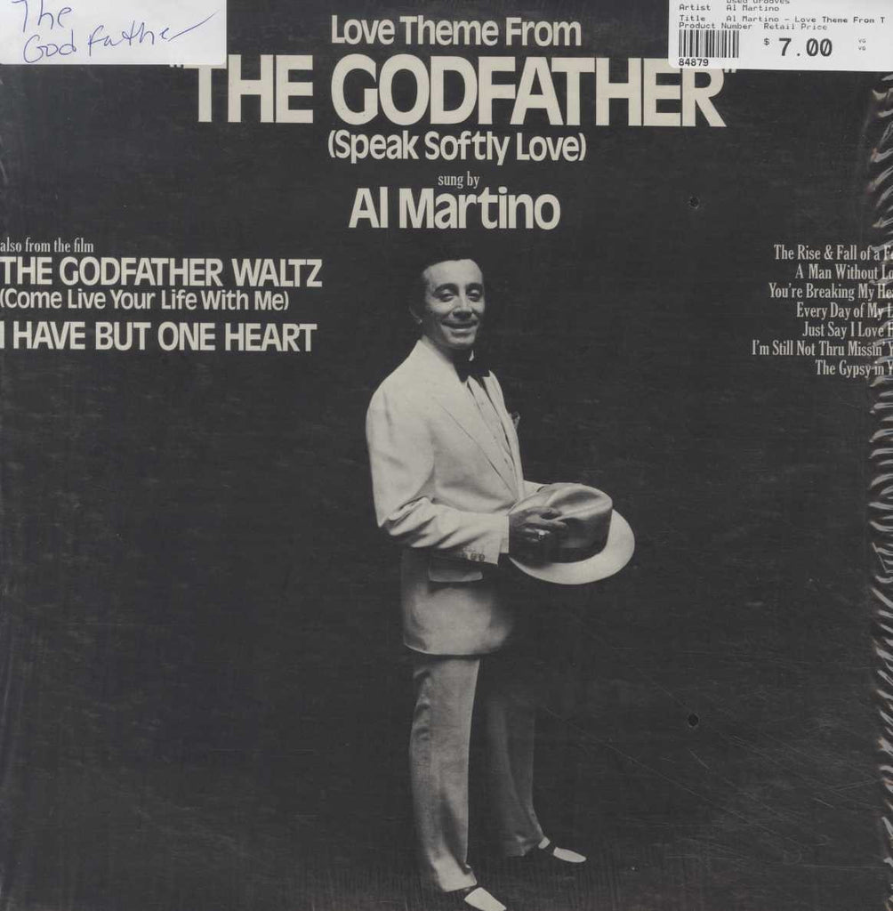 Al Martino - Love Theme From The Godfather