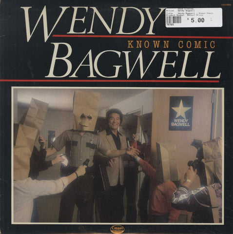 Wendy Bagwell - Known Comic