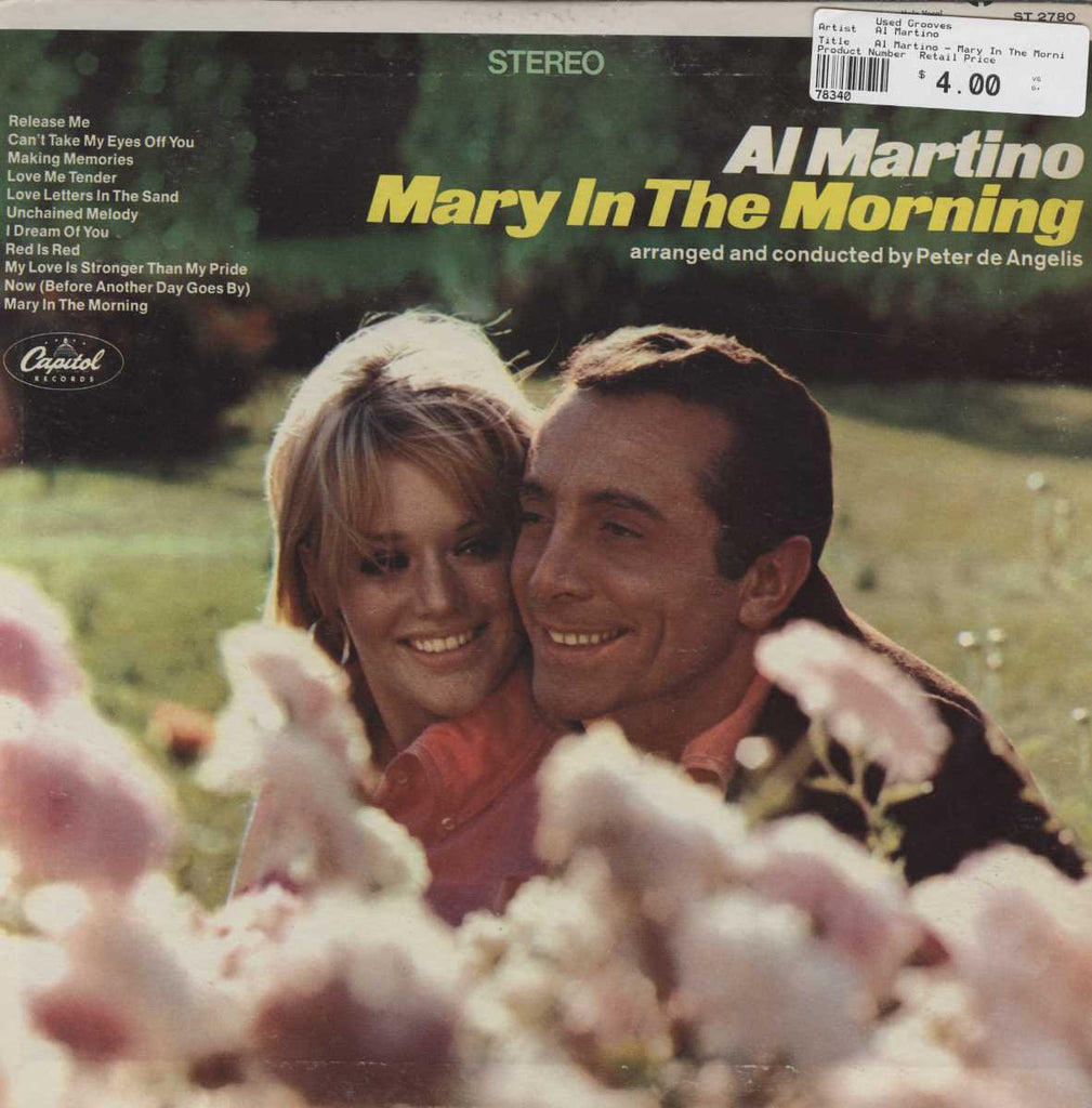 Al Martino - Mary In The Morning