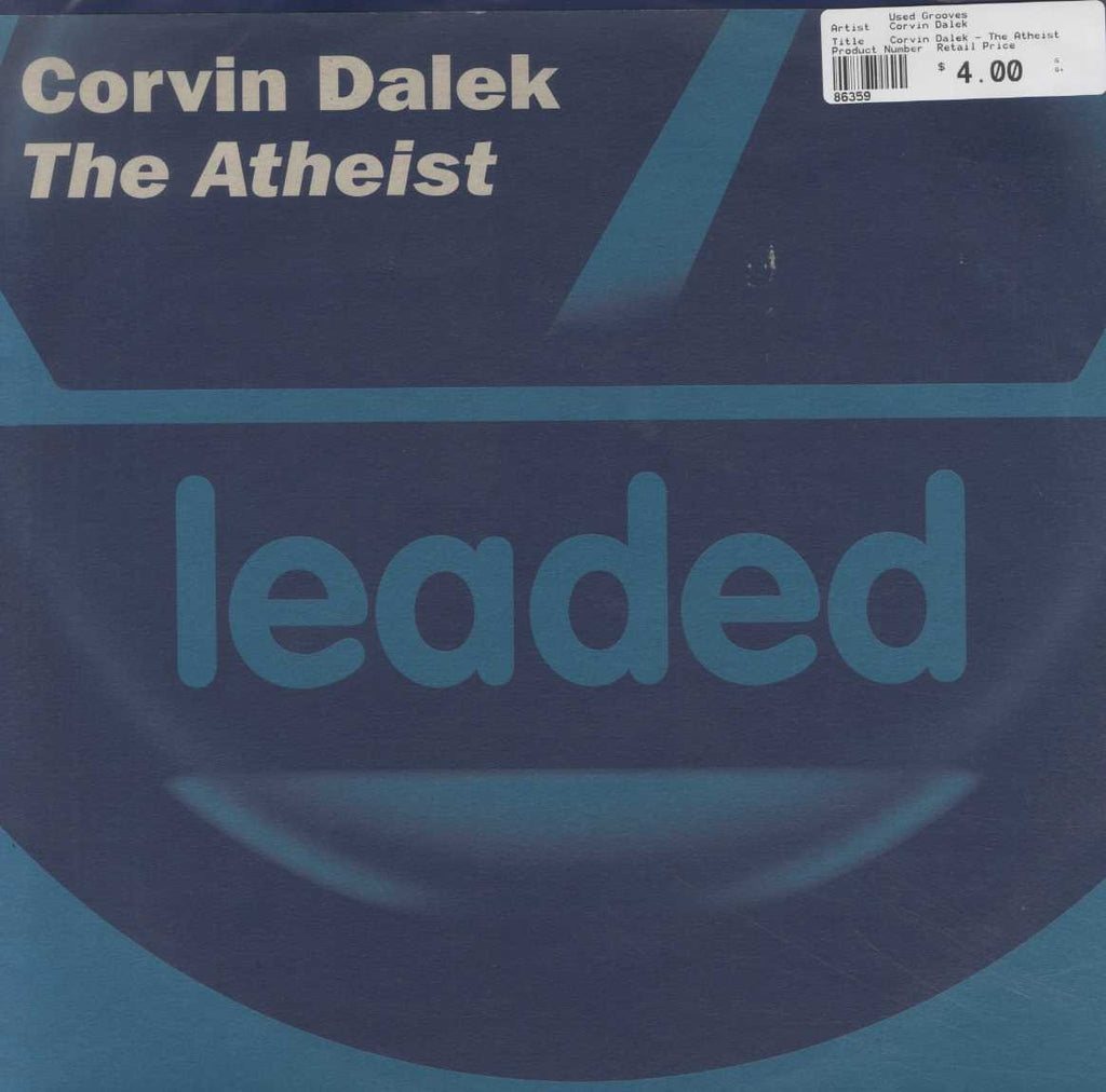 Corvin Dalek - The Atheist