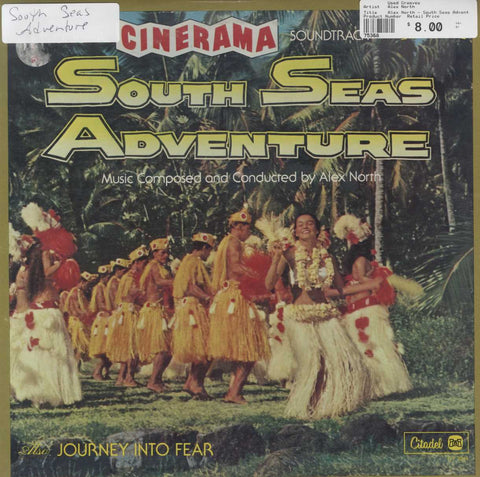 Alex North - South Seas Adventure