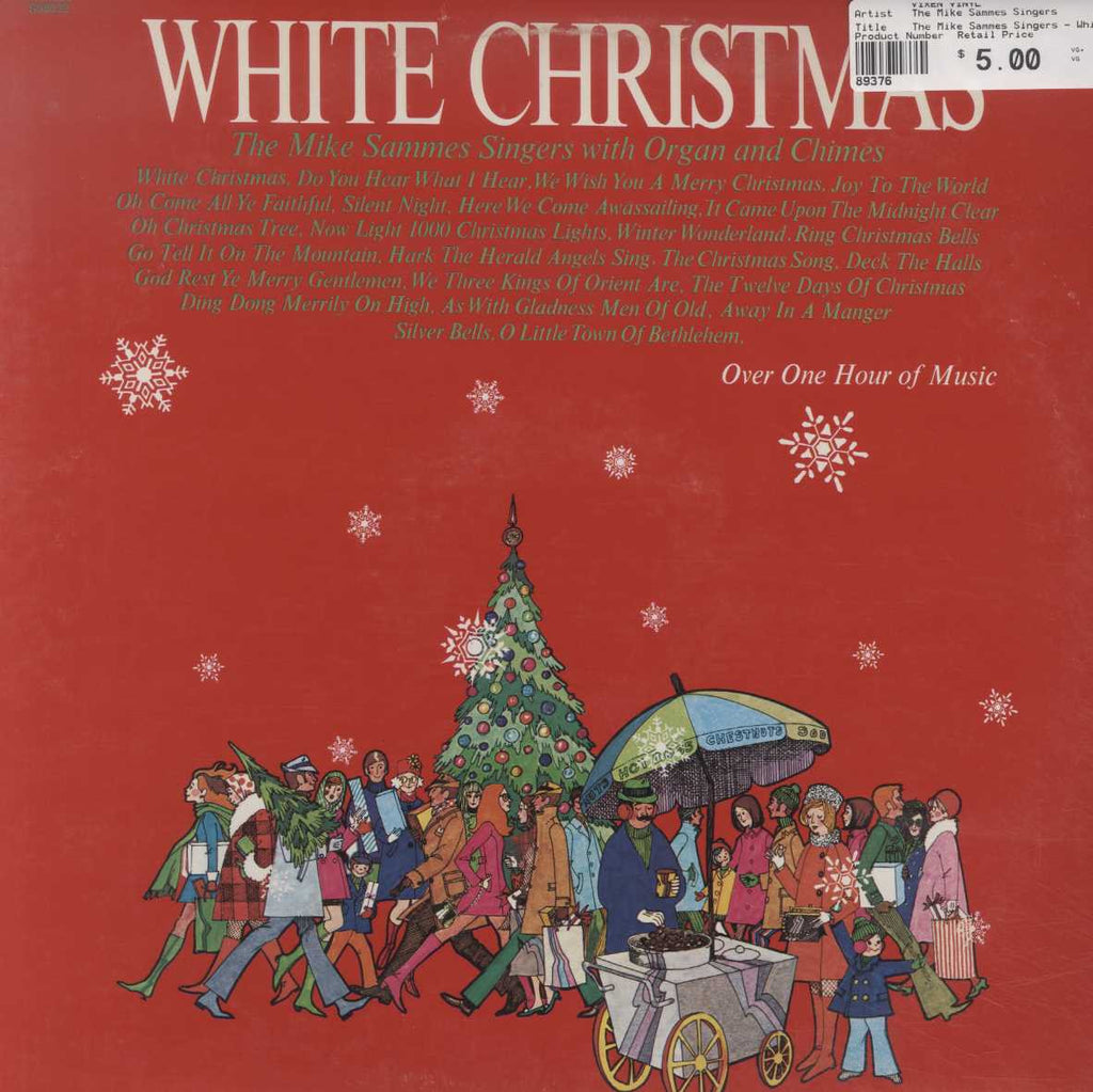 The Mike Sammes Singers - White Christmas