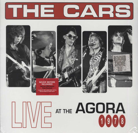 The Cars - Live At The Agora 1978