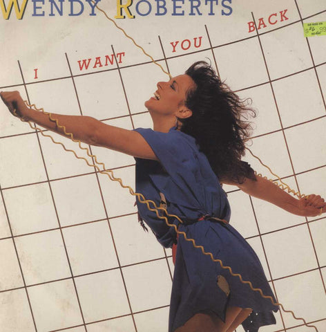 Wendy Roberts - I Want You Back