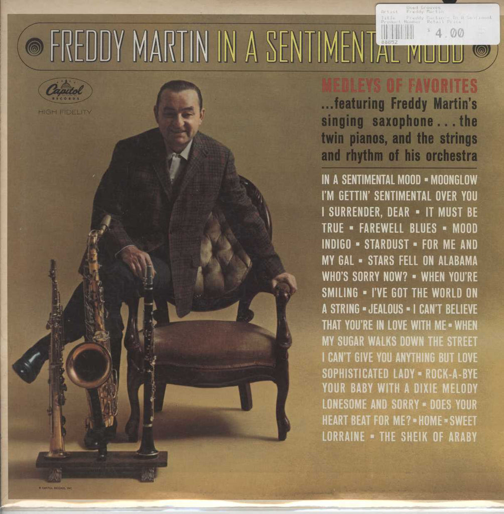 Freddy Martin - In A Sentimental Mood