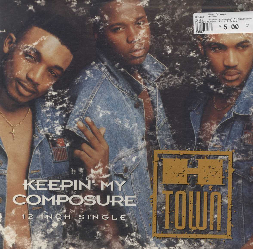 H-Town - Keepin' My Composure