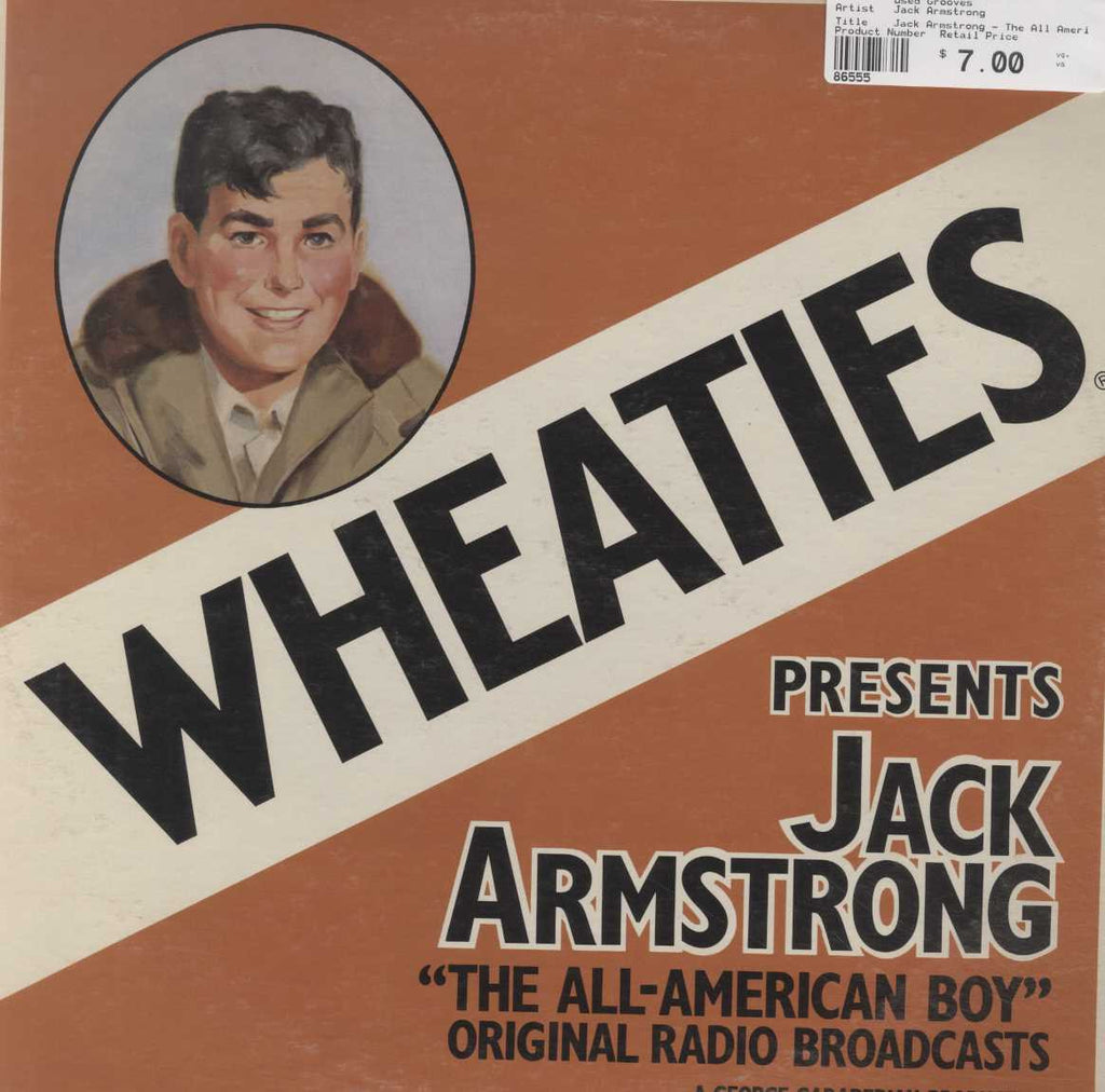 Jack Armstrong - The All American Boy